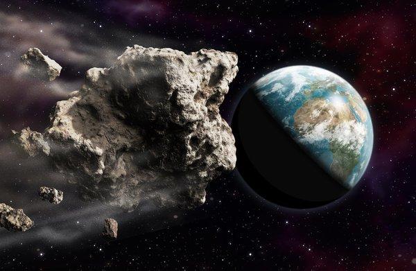 Названы самые опасные астероиды, один изних может столкнуться сЗемлёй в2019 году