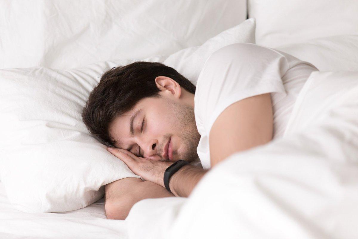Красивые картинки спящий мужчина