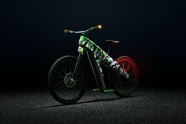 Skoda представила электрический велосипед безпедалей