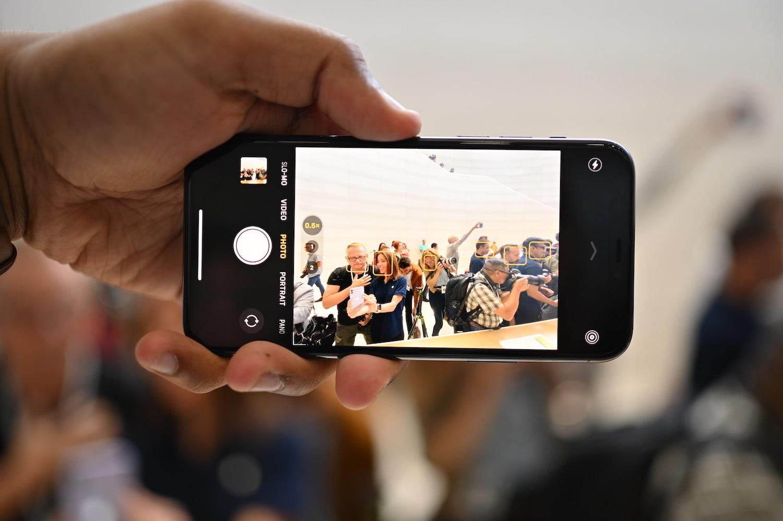 приложение как снять удачное фото на айфон анохина