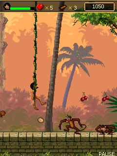 Jungle Book Game Java