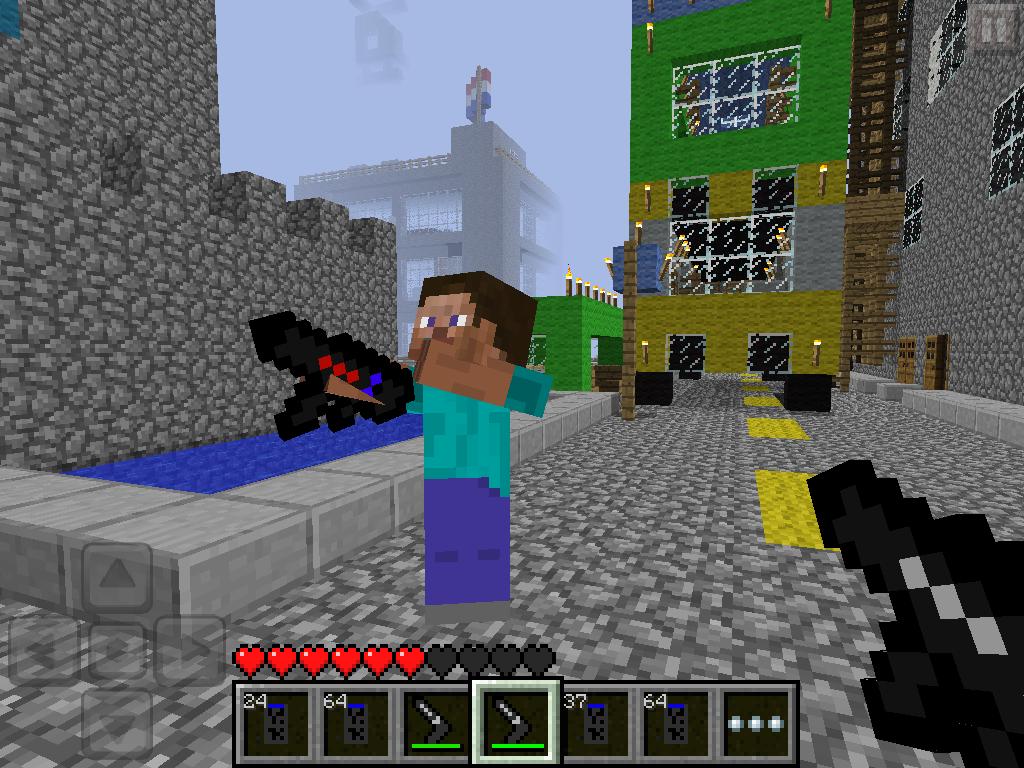 Minecraft на андроид моды скачать