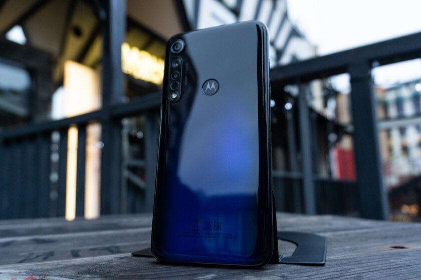 Тест Moto G8 Plus: когда нужна только одна камера