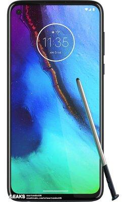 Похоже, Motorola готовит конкурента Galaxy Note10 Lite