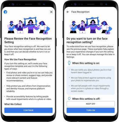 Facebook заплатит 550 миллионов долларов зато, что сканировал лица нафотографиях