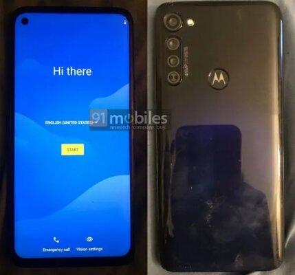 Смартфон Moto со стилусом оказался бюджетным устройством