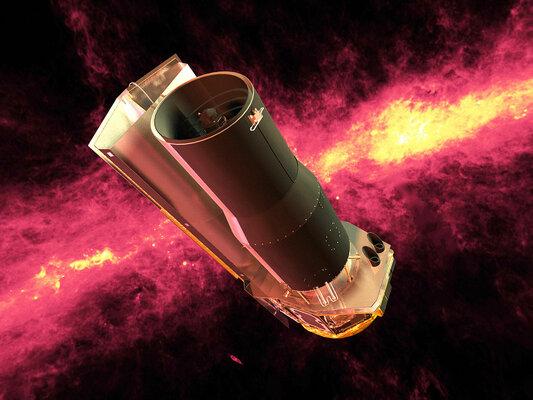 Прощай, легенда. NASA усыпила телескоп Spitzer