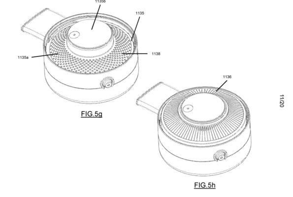 Dyson хочет создать наушники, которые очищают воздух