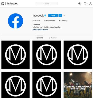 Аккаунты Facebook вTwitter иInstagram взломали, хакеры высмеяли безопасность крупнейшей соцсети