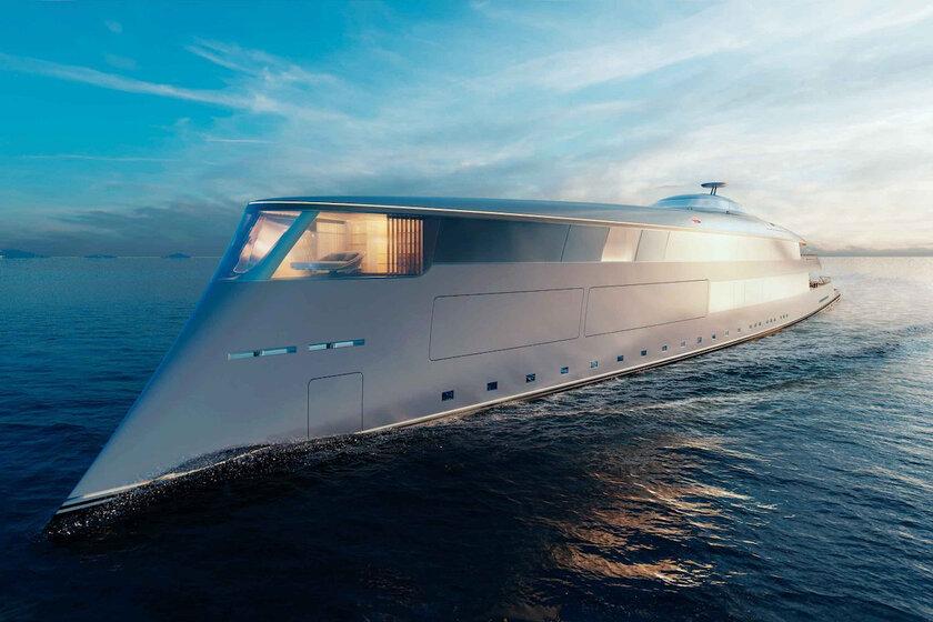 Билл Гейтс заказал первую вмире яхту наводородном топливе
