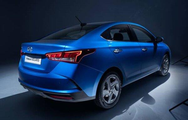 Выглядит достойно: посмотрите нановый Hyundai Solaris