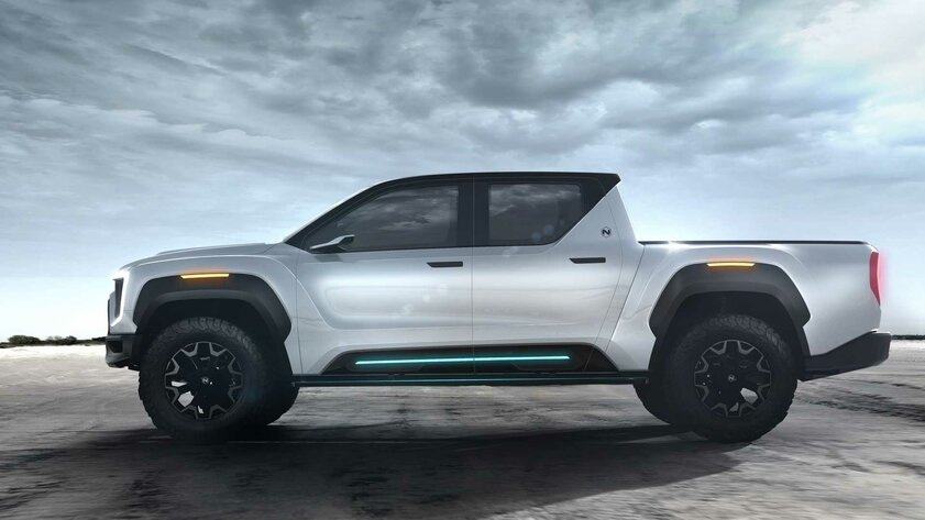 Nikola Motors анонсировала конкурента Tesla Cybertruck