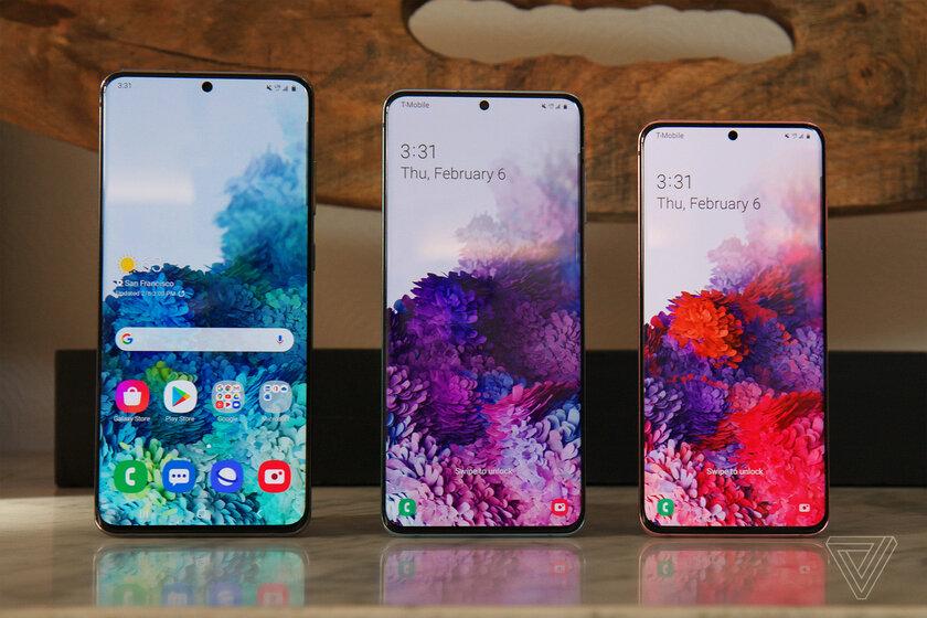 Samsung Galaxy S20, S20 Plus иS20 Ultra— еще больше мегапикселей