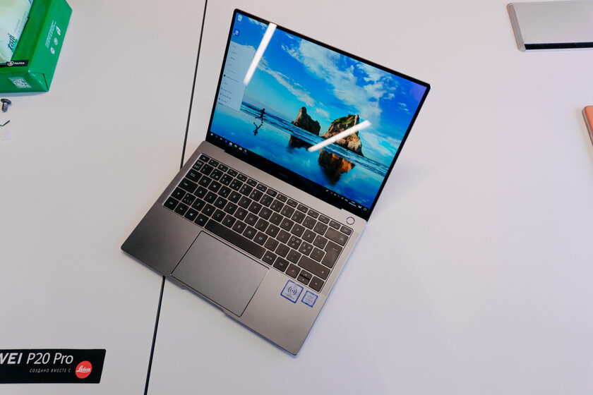 Huawei представили MatePad Pro иMateBook X Pro— флагманы всвоем классе