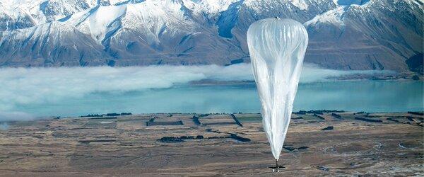 Крупнейшие операторы связи поддержали проекты летающих сотовых вышек