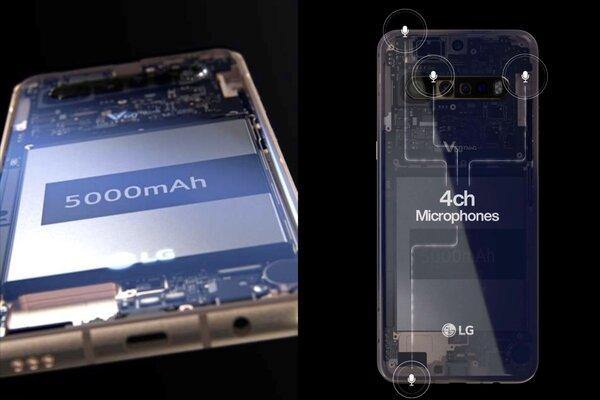 Утечка раскрыла следующий флагманский смартфон LG