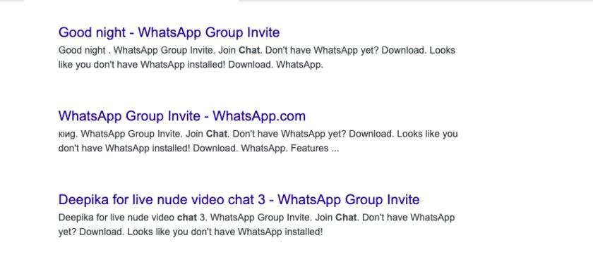 470 тысяч групповых чатов WhatsApp оказались подугрозой из-зановой утечке
