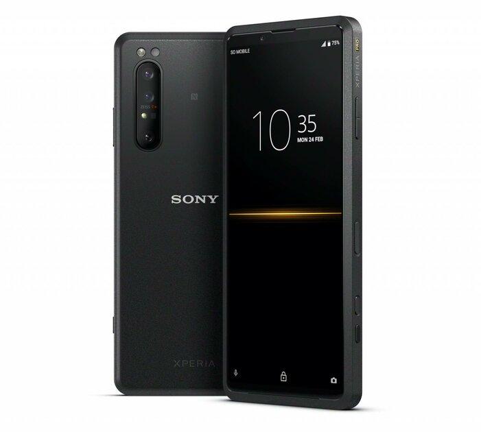 Sony Xperia 1 II, Xperia Pro иXperia 10 II представлены официально: 5G, Zeiss иHDMI