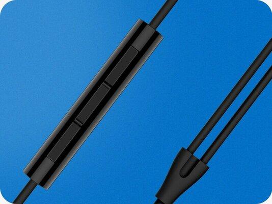 Xiaomi представила проводные наушники сдвумя динамическими драйверами всего за11 долларов