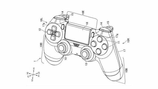 Sony запатентовала геймпад сбеспроводной зарядкой. Для PlayStation 5?