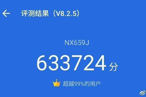 Неанонсированный Nubia Red Magic 5G поставил рекорд вAnTuTu