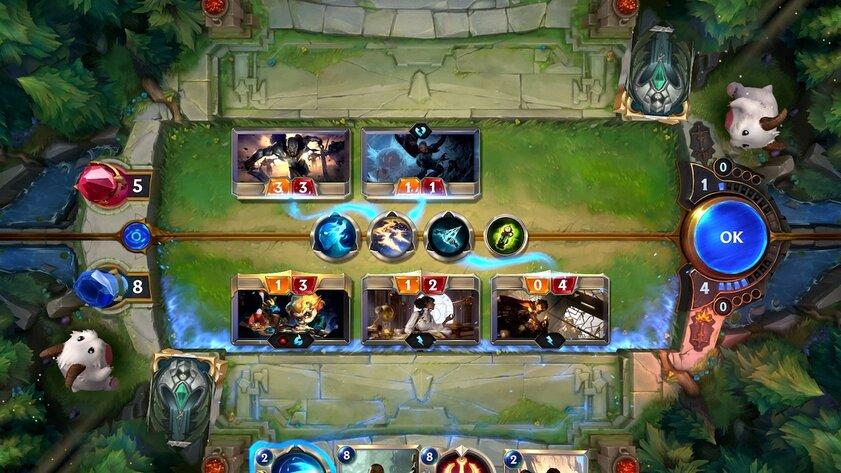 Карточная игра отавторов League of Legends вышла наAndroid иiOS
