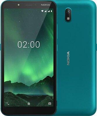 Представлен Nokia C2— смартфон начального уровня сAndroid Go ифронтальной вспышкой