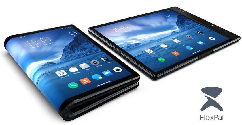Производитель первого вмире складного смартфона через неделю представит его преемника
