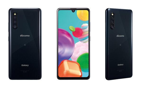 Представлен смартфон Galaxy A41 стройной камерой ивлагозащитой
