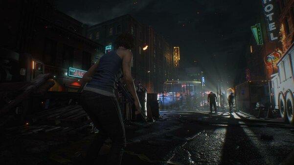 Демо-версия Resident Evil 3 Remake доступна вSteam