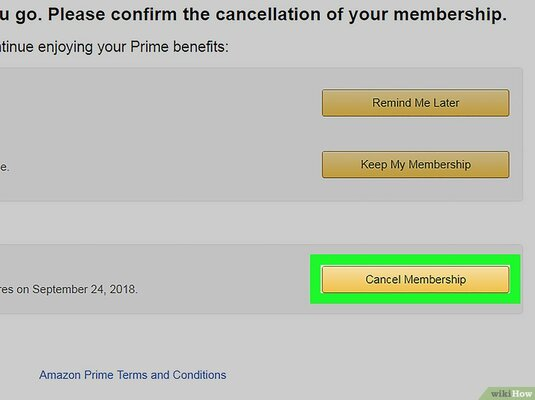 Инструкция: как отменить подписки на популярные сервисы — Отмена подписок в Amazon Prime. 1