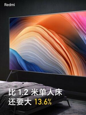 98 дюймов, 4K итонкие рамки— это новый флагманский телевизор Redmi