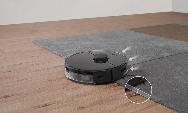 С роботом-пылесосом Roborock S5 Max пыль игрязь подконтролем