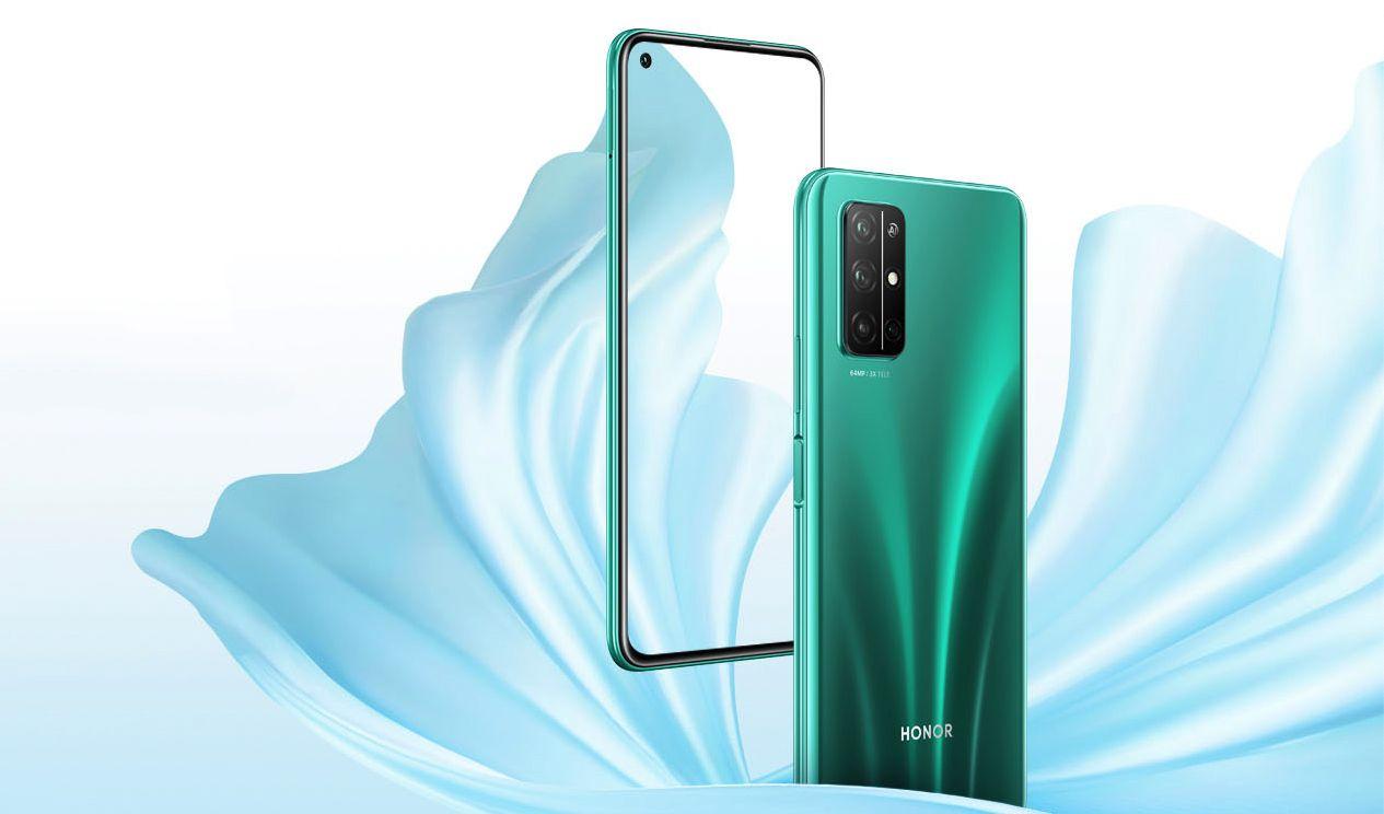 Анонс Honor 30S иHonor Play 9A: доступный флагман с5G исмартфон за125 долларов сбатареей на5000 мАч