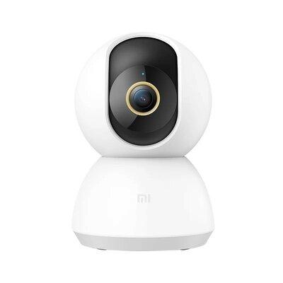 Xiaomi выпустила камеры длядомашнего видеонаблюдения споддержкой записи в2K