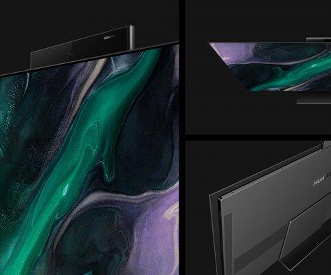 Huawei выпустила свой первый OLED-телевизор