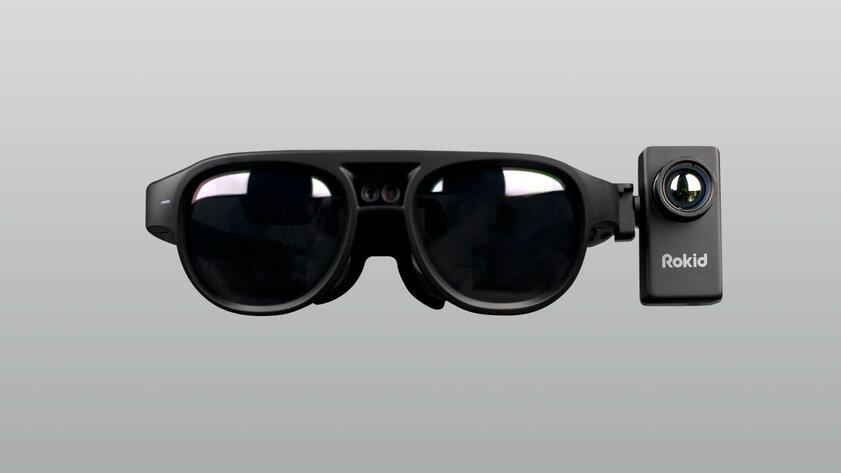 В США начнут использовать китайские умные очки дляобнаружения больных COVID-19