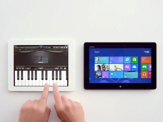Microsoft издевается над iPad в новом рекламном ролике
