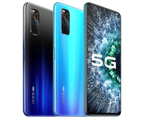 Игровой смартфон Vivo iQOO Neo 35G сэкраном на144 Гц оценили всего в380 долларов