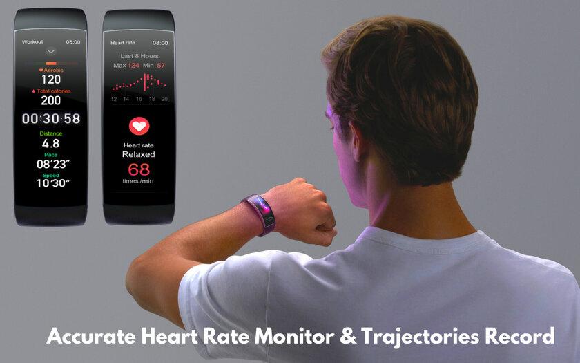 Официально: новые умные часы Amazfit X сизогнутым экраном представят 28апреля