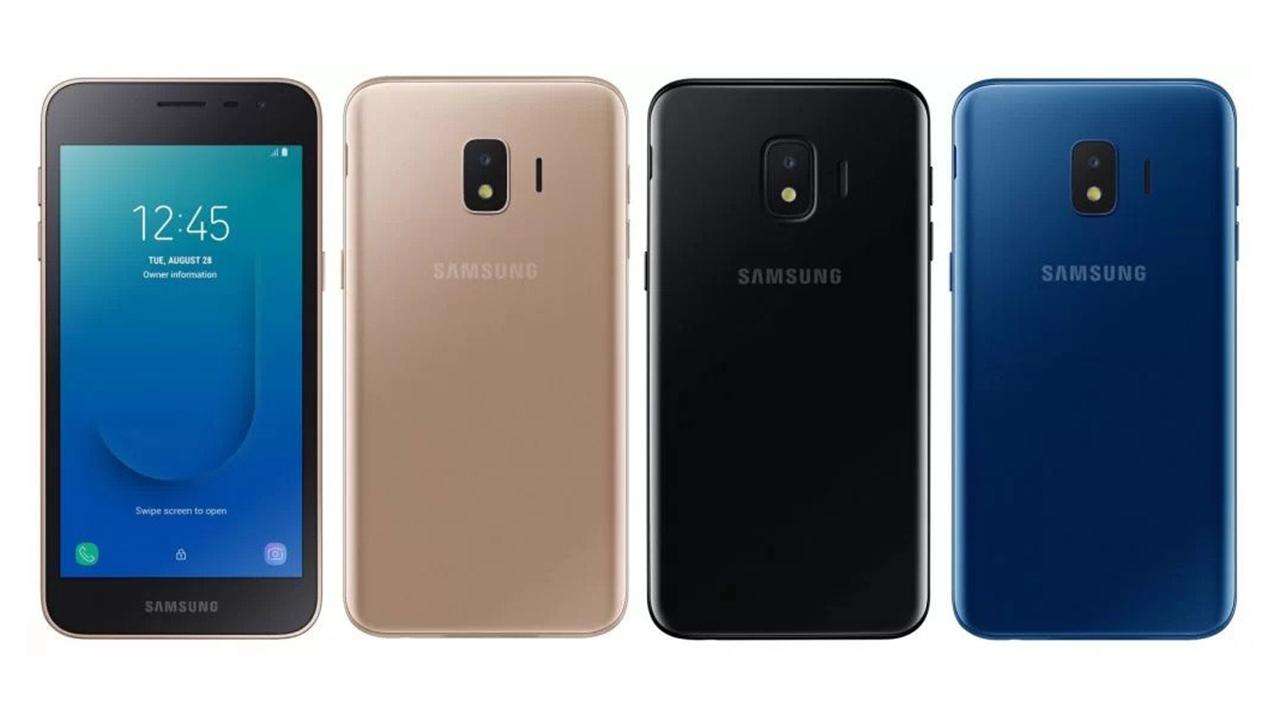 Вышел Samsung Galaxy J2 Core (2020): максимально простой идешёвый