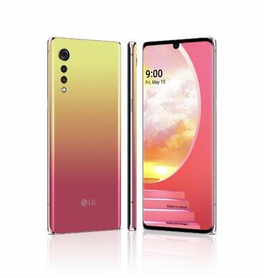 LG представила Velvet— смартфон свыделяющимся дизайном