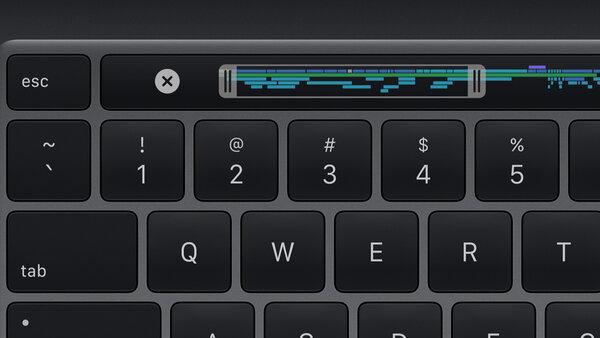 Представлен новый MacBook Pro 13 собновлённым железом иножничной клавиатурой Magic Keyboard