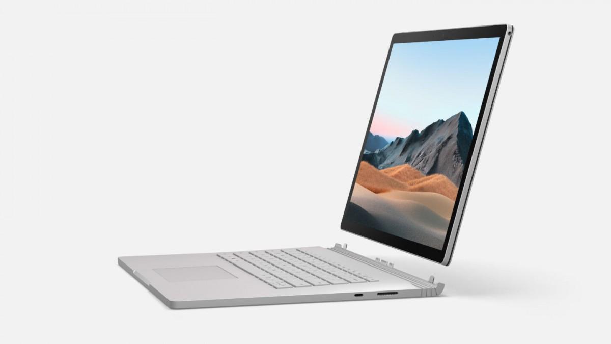 Microsoft выпустила мощный ноутбук Surface Book 3 исвой самый дешёвый планшет Surface Go 2