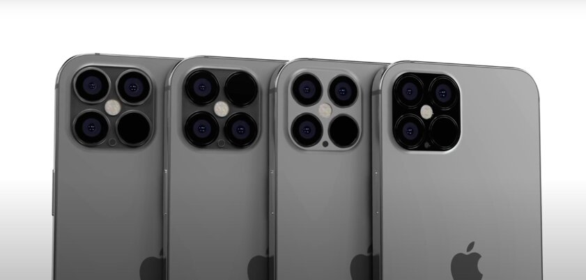 Face ID 3, Night Mode 2 ичетвертая камера— iPhone 12 взорвет рынок