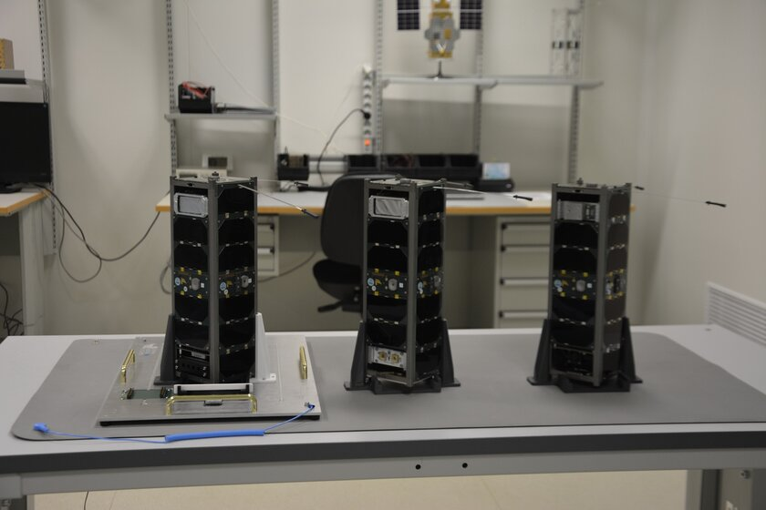 В России создадут систему мониторинга космической погоды набазе малых спутников