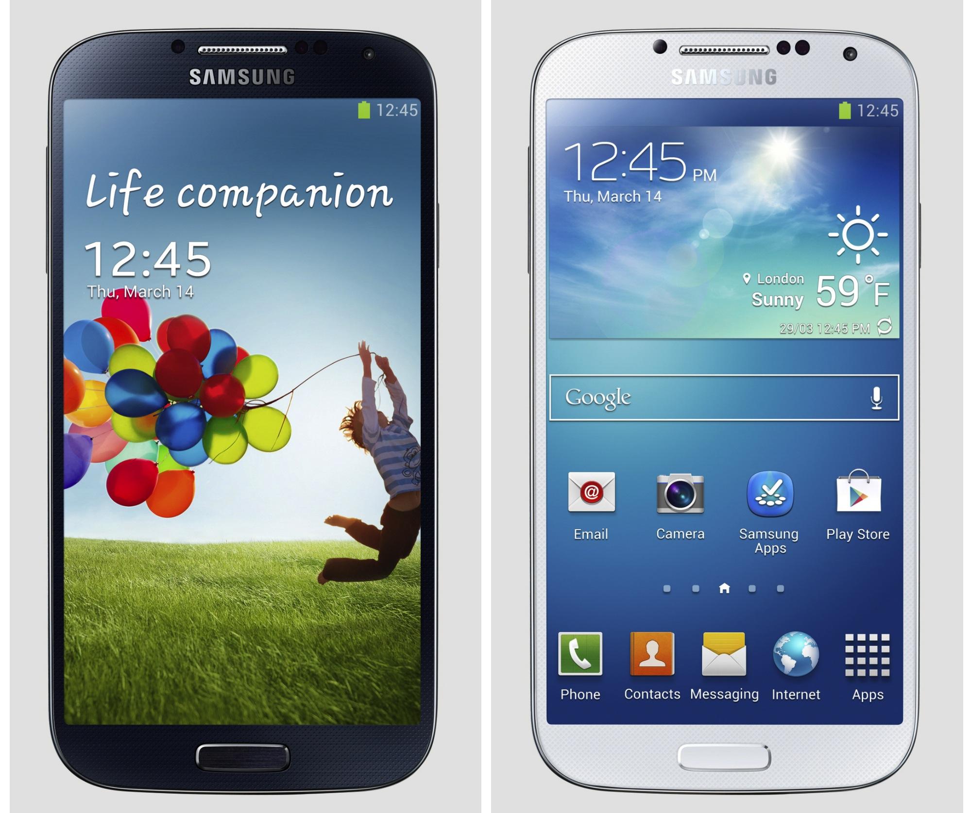 Samsung Galaxy S4 Active Zoom Black