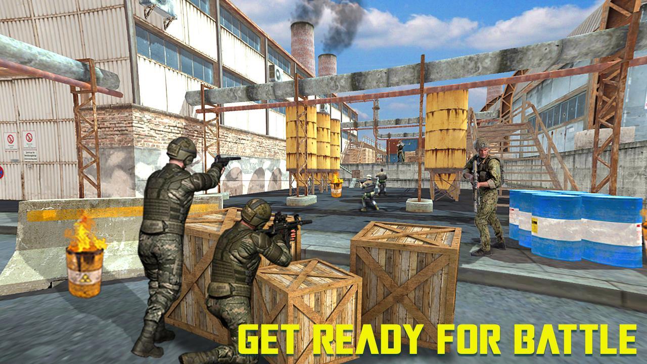 Gun Shooting Game 4.9