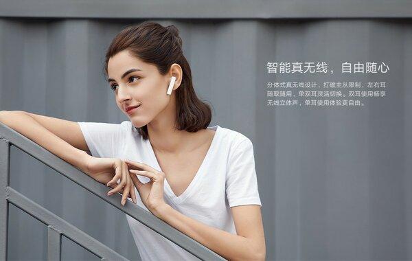 Xiaomi выпустила копию AirPods, но сшумоподавлением иза 24 доллара