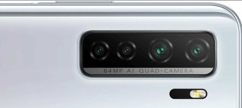 Анонсирован Huawei P40 Lite 5G— 64 мегапиксельная камера ибыстрая зарядка на40 ватт